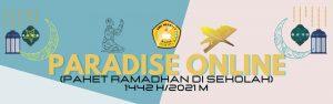 PARADISE (Paket Ramadhan Di Sekolah) ONLINE SMP NEGERI 1 MANDE